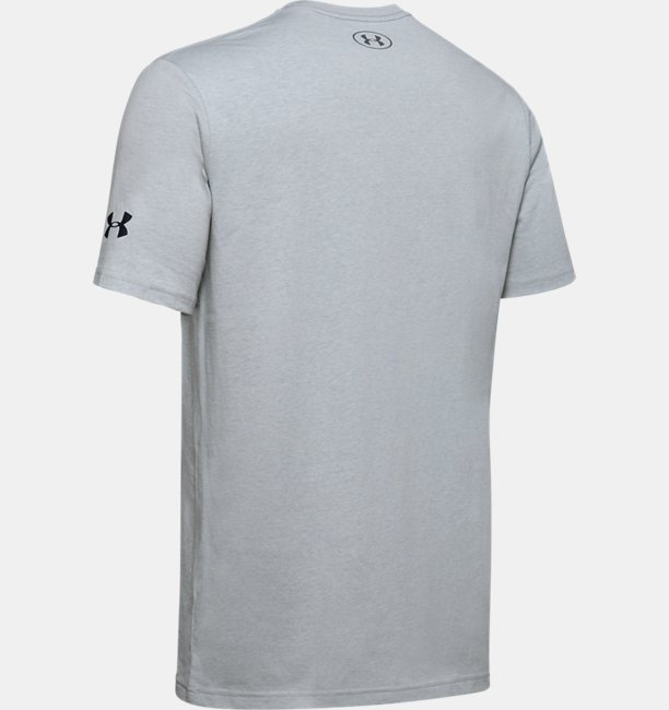 Mens UA Baseline Mantra T-Shirt