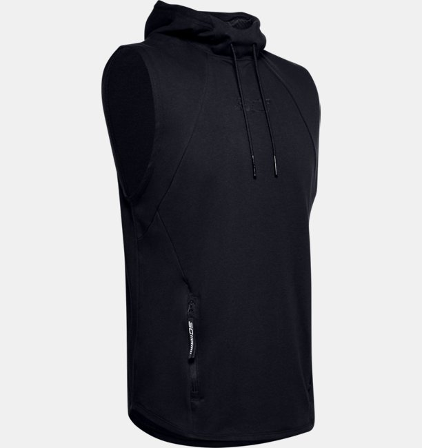 Mens SC30™ Sleeveless Hoodie