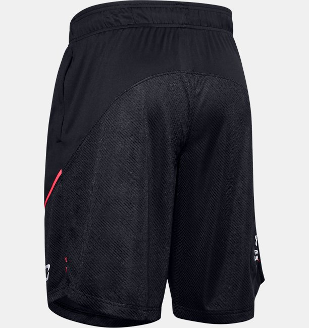 UA SC30 10インチ ショーツ(バスケットボール/MEN)