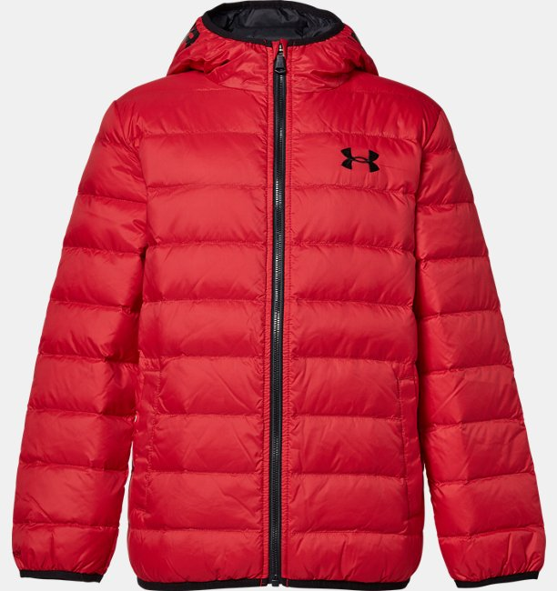 Boys' UA Lightweight Down Jacket