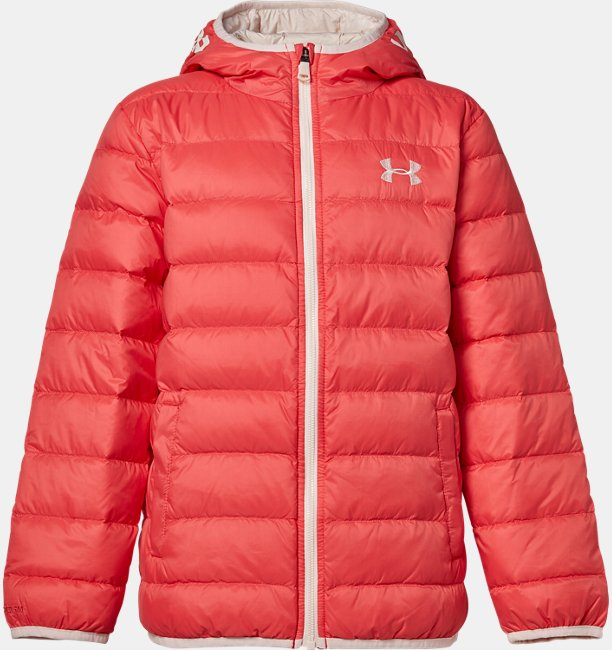 Girls' UA Lightweight Down Jacket