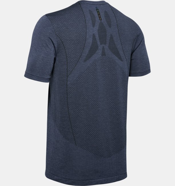 Camiseta de Treino Masculina Under Armour RUSH™ Seamless Fitted
