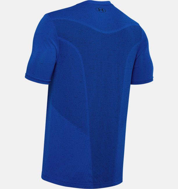 Mens UA Seamless Short Sleeve