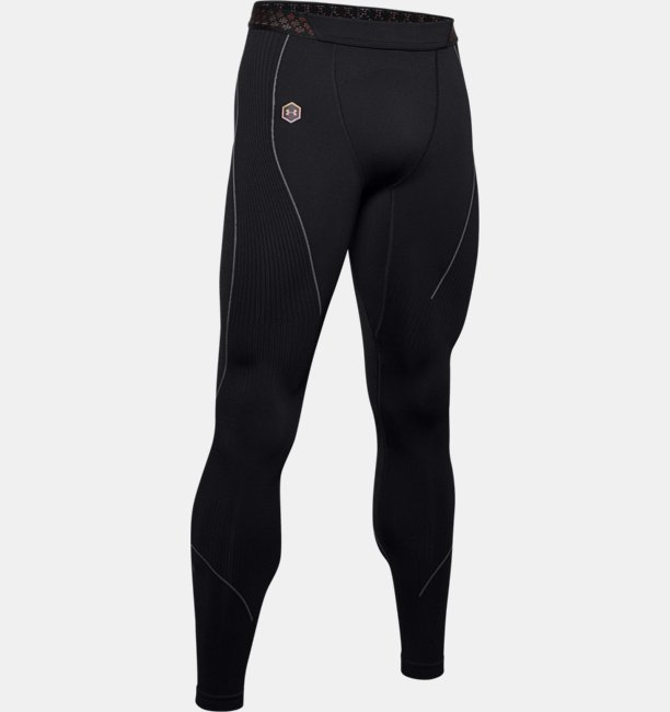 Mens UA RUSH™ Seamless Leggings