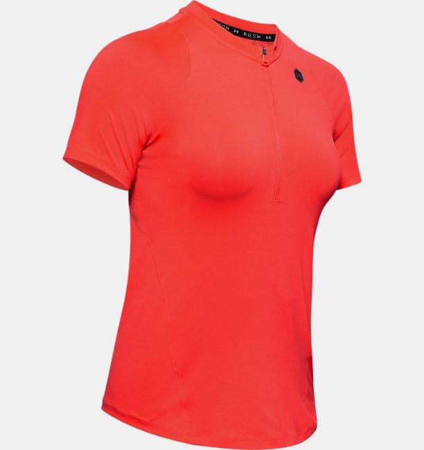 Womens UA RUSH™ Vent Short Sleeve
