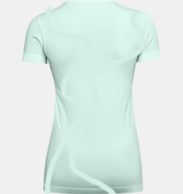 Womens UA Seamless Short Sleeve