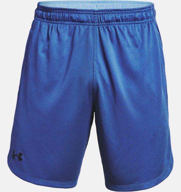 Mens UA Knit Performance Training Shorts