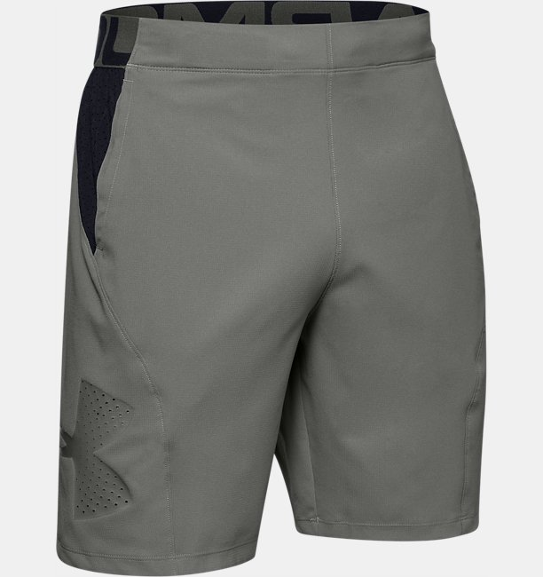 Mens UA Vanish Woven Graphic Shorts
