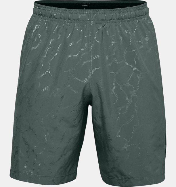 Shorts UA Woven Graphic Emboss para Hombre