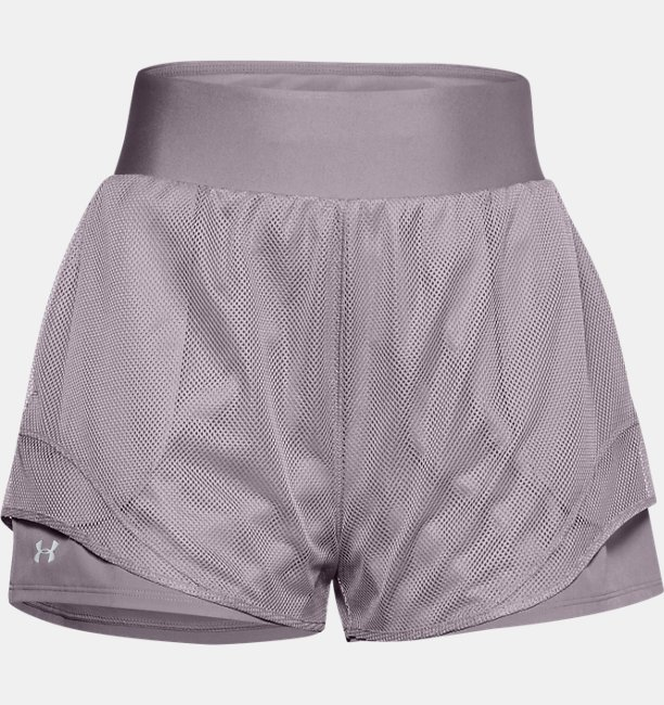 Womens UA Warrior Mesh Shorts