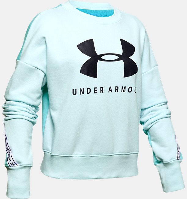 Girls UA Rival Terry Crew