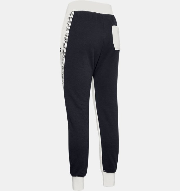 Mädchen UA Sportstyle Hose aus French Terry