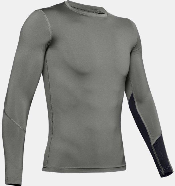 Mens HeatGear® Armour Long Sleeve