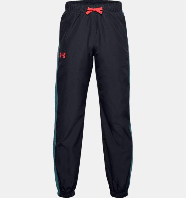 Boys UA Mesh Lined Trousers