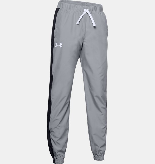 Boys UA Mesh Lined Pants