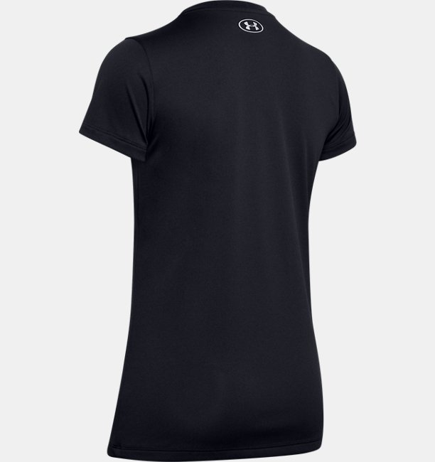 Womens UA Tech™ Branded Short Sleeve Crew