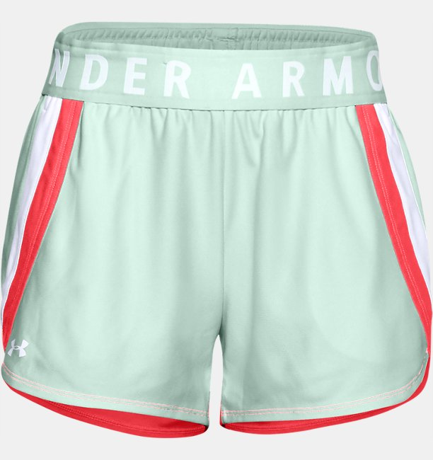 Womens UA Play Up 3.0 Shorts