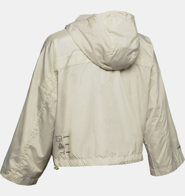Womens UA Always On Recover Jacket