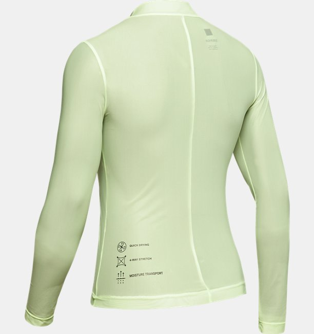 Womens UA Always On Mock Neck