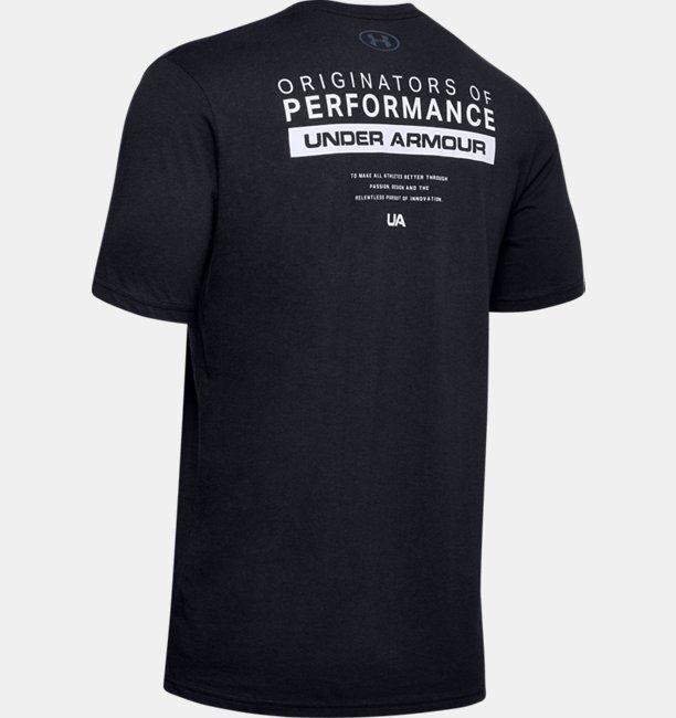 UAオリジネーターズ ショートスリーブ<BAR>(トレーニング/MEN)