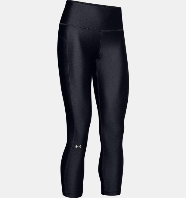 Damen HeatGear® Armour Knöchellange Hose mit hohem Bund