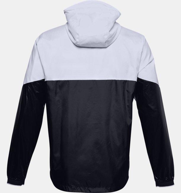 Mens UA Recover Legacy Windbreaker Jacket