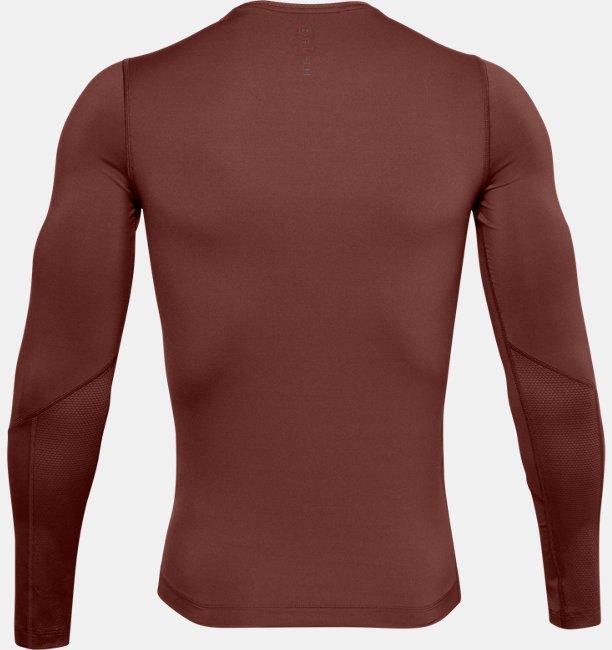 Mens UA RUSH™ HeatGear® Compression Long Sleeve