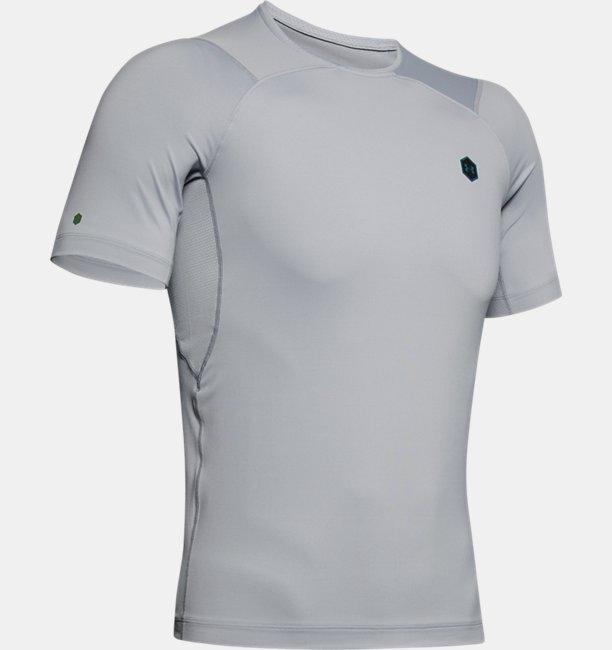 Mens UA RUSH™ HeatGear® Compression Short Sleeve
