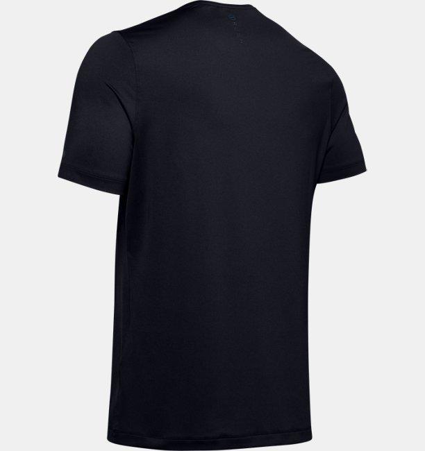 Mens UA RUSH™ HeatGear® Fitted Short Sleeve