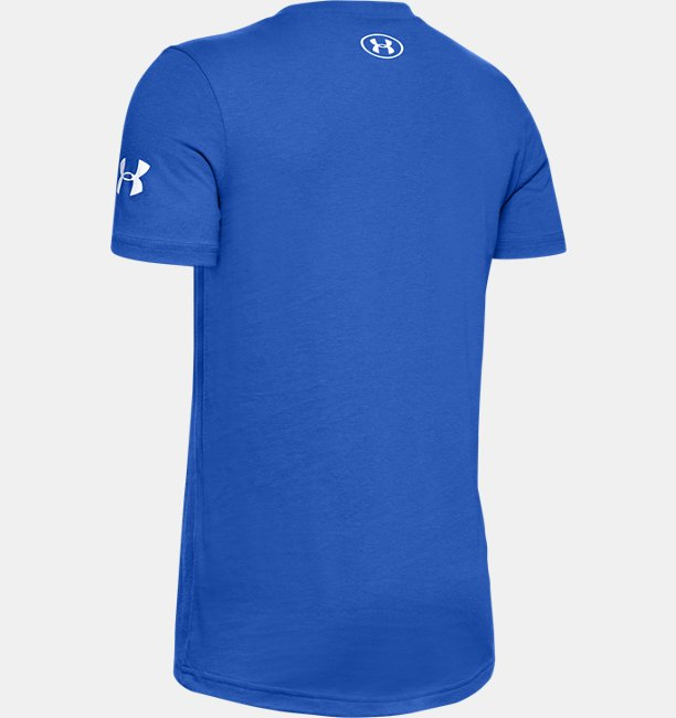 Boys UA Mr. Buckets T-Shirt