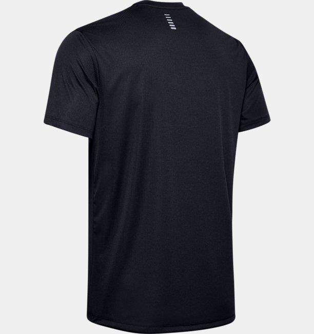 Mens UA Speed Stride Graphic Short Sleeve