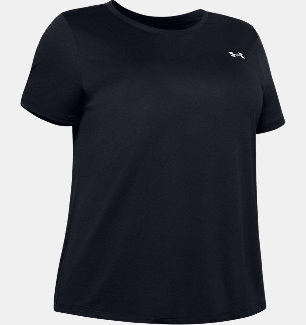 Womens UA Tech™ Short Sleeve
