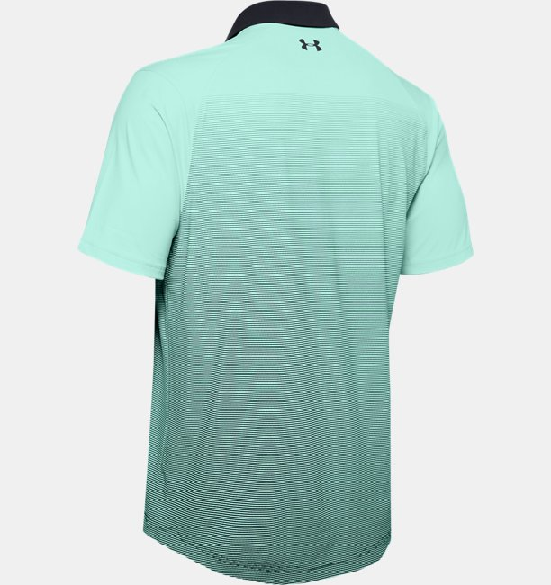 Mens UA Iso-Chill Gradient Polo