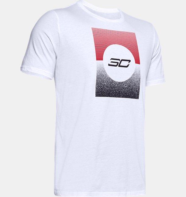 Camiseta Masculina Under Armour SC30™ Gradient Graphic