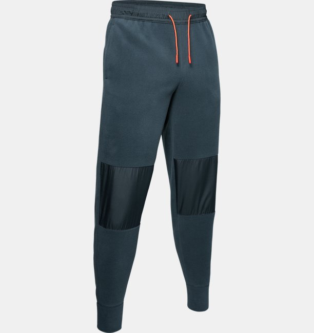 Mens UA Trek Polar Fleece Trousers