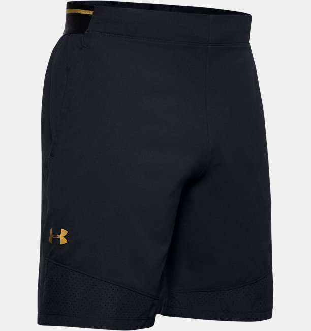 Mens UA Vanish Woven Upstream Camo Shorts