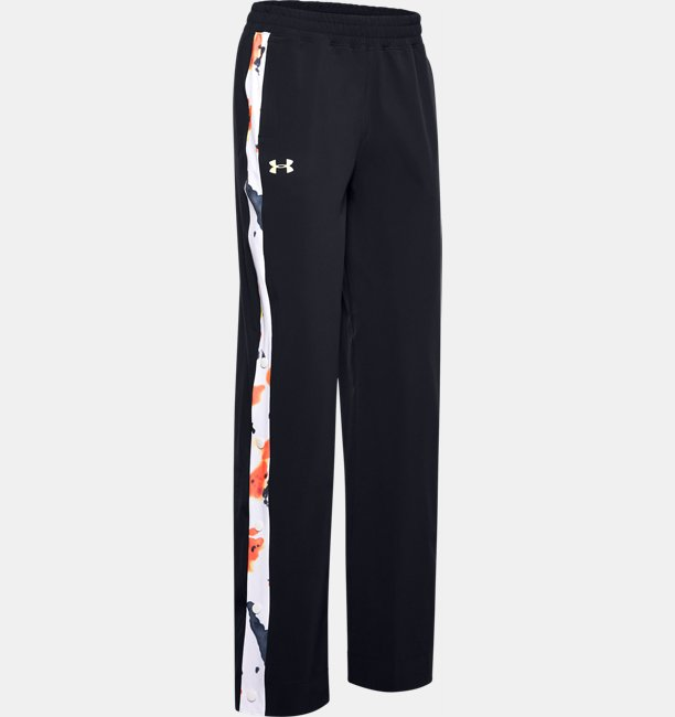 Womens UA RECOVER™ Woven Upstream Camo Wide Leg Pants