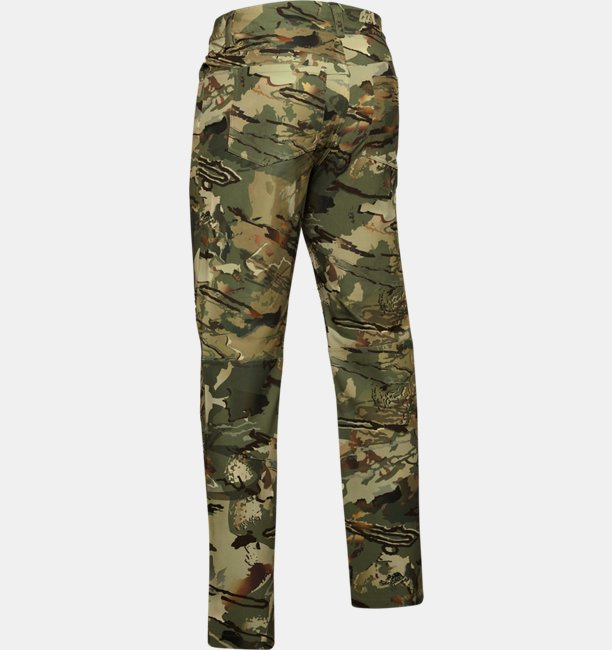 Mens UA Backwoods STR Pants