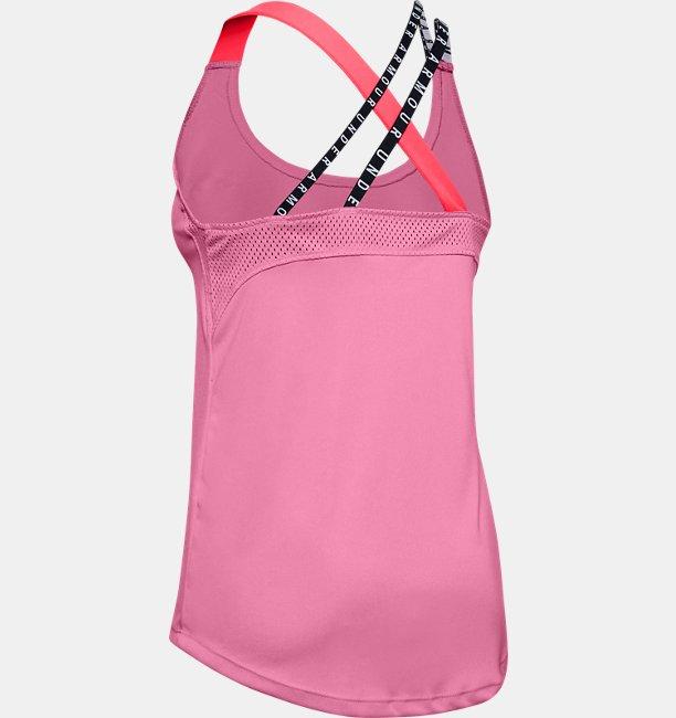 UAヒートギアアーマー スポーツ セット タンク(トレーニング/WOMEN)