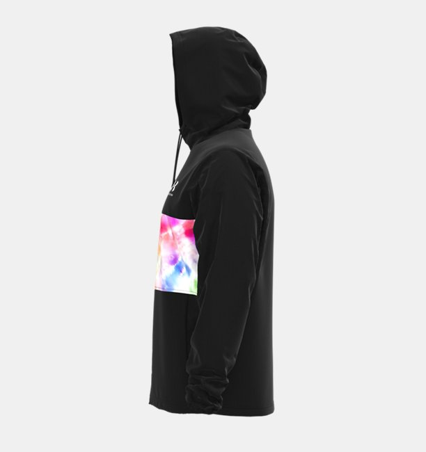 Chamarra UA Pride Sportstyle Wind Hooded para Hombre