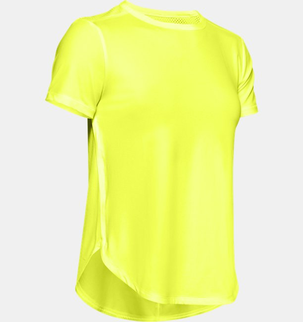 Womens UA Armour Sport Crossback Short Sleeve