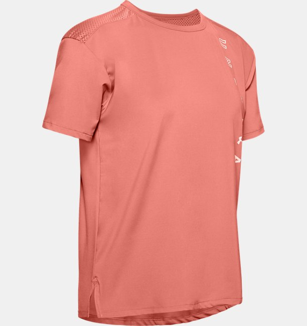 Womens UA Armour Sport Oversized Short Sleeve