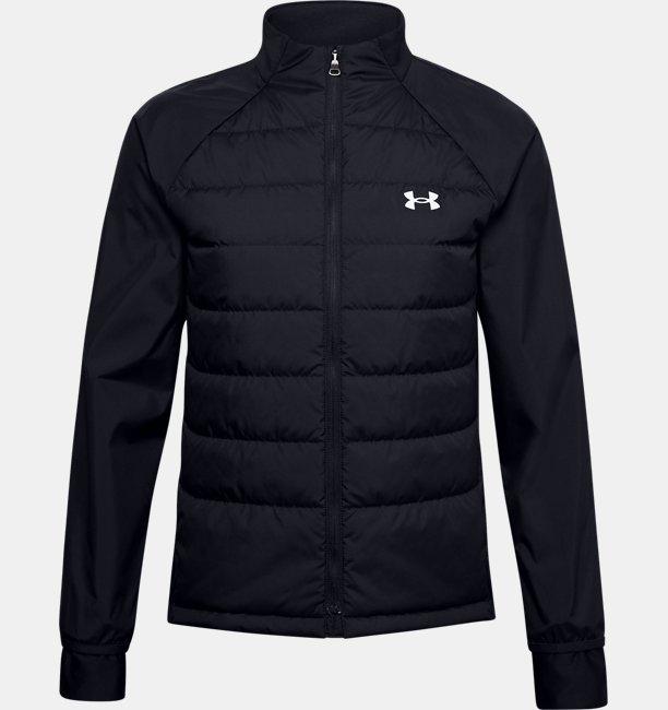 Womens UA Run Insulate Hybrid Jacket