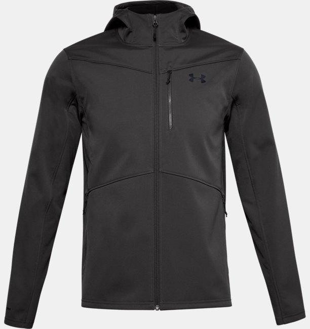 Mens ColdGear® Infrared Shield Hooded Jacket