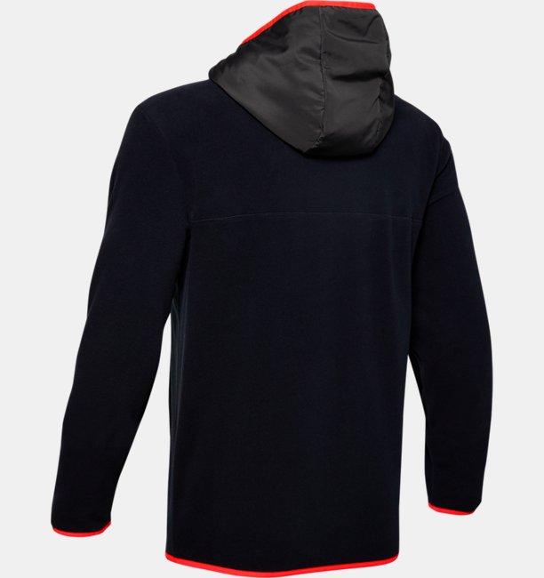 Mens UA Trek Polar Fleece Full Zip