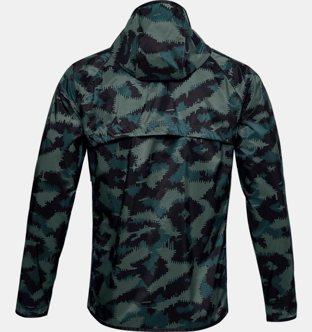 Mens UA Run Anywhere Storm Jacket