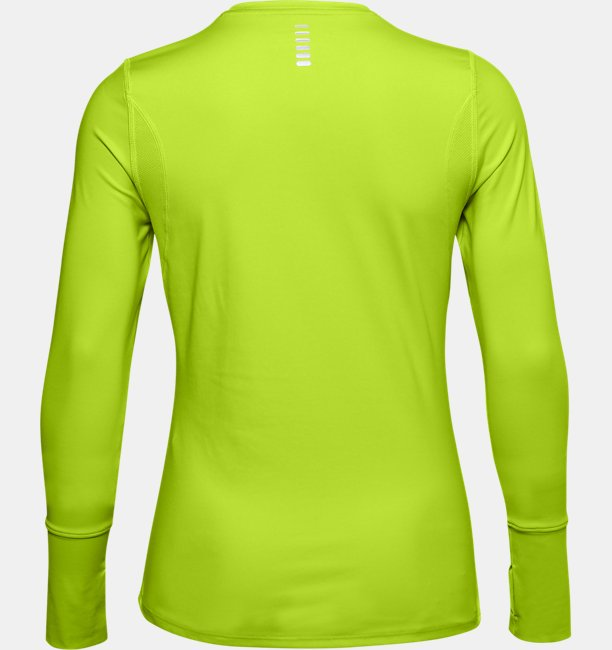 Womens UA Empowered Crew Long Sleeve