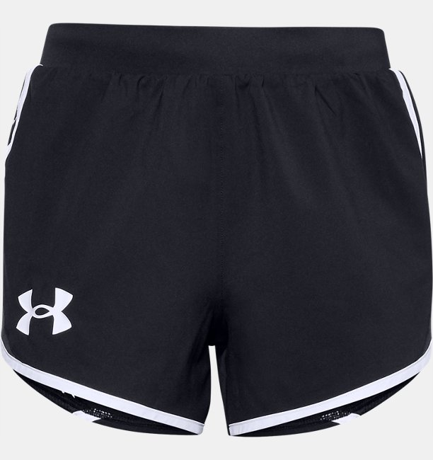 Damesshorts UA Fly By 2.0 Stunner