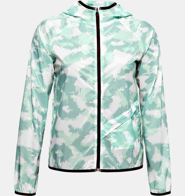Womens UA Run Anywhere Storm Jacket