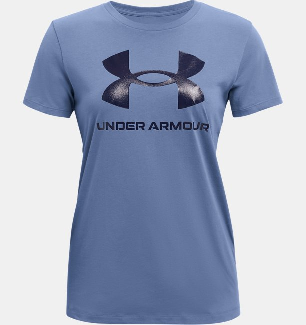 Womens UA Sportstyle Graphic Short Sleeve